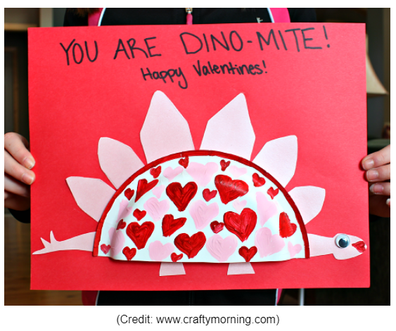 Valentines Day Activities for Early Years 1